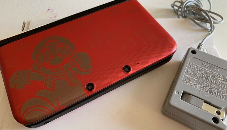 NINTENDO 3DS XL Restricted Version GOLD SUPER MARIO BROS 2