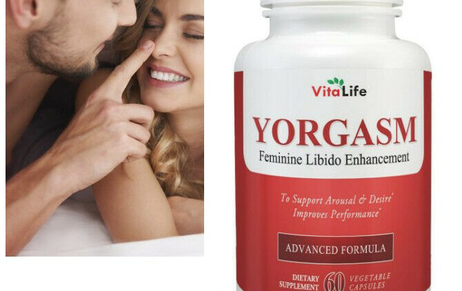 YORGASM – Worthy Feminine Libido Enhancement – BOOST- ZYGASM – 100% Pure