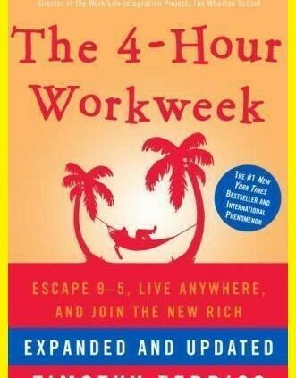 ✅The 4-Hour Work Week: Rupture out 9-5, Reside Any place, and Join the Modern Rich ✅[P.D.F]