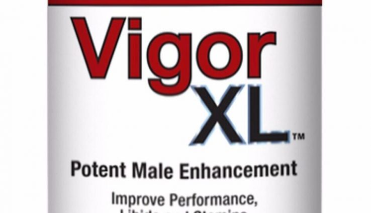 Vigor XL Powerful Male Enhancement Expand Sexual Desire Libido Dimension Blood Circulation