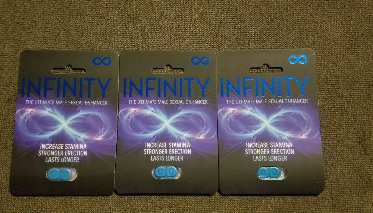 6 Infinity Male Sexual Enhancement Capsules