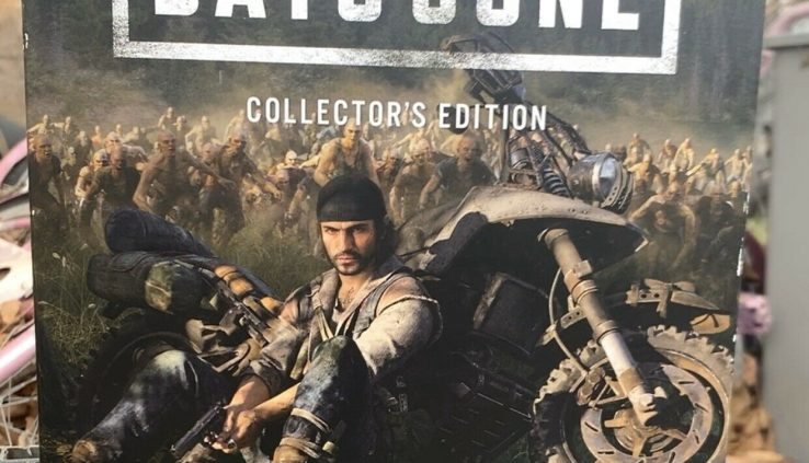 Days Long gone Collectors Version (Sony PlayStation 4, 2019)