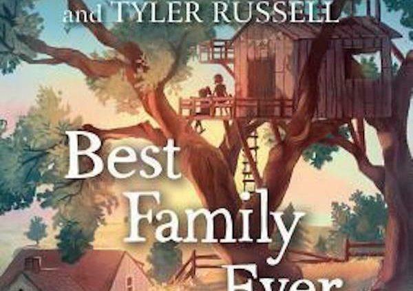 Easiest Family Ever by Karen Kingsbury and Tyler Russell HARDCOVER – BRAND NEW!