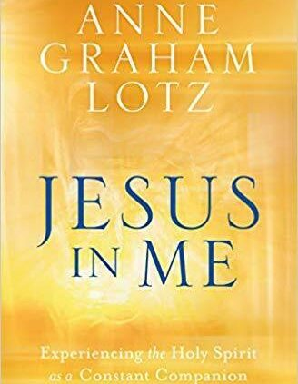 Jesus in Me – Experiencing the Holy Spirit as a Fixed Companio (2019 Digital)