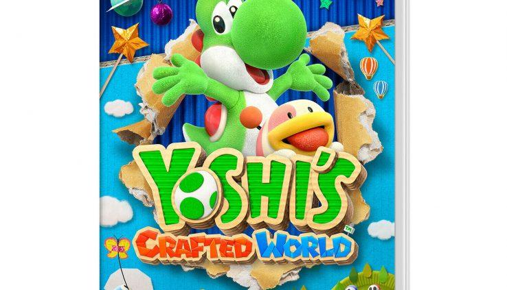 Yoshi's Crafted World Swap [Factory Refurbished]