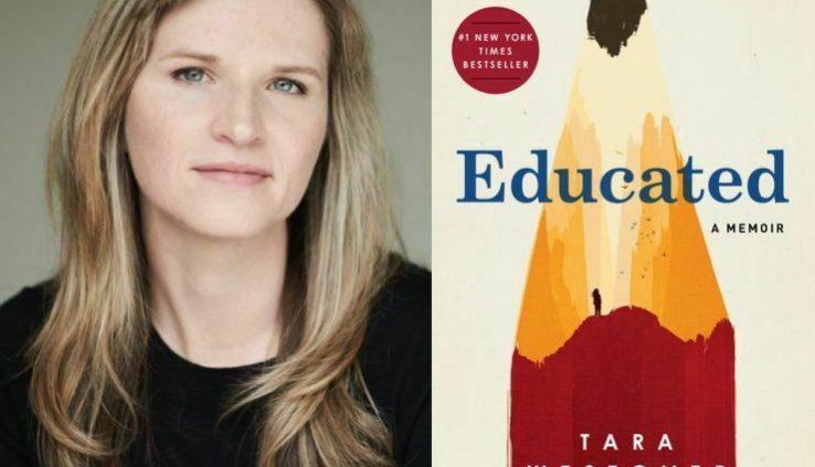 Tara Westover Knowledgeable A-Memoir-Random-Condominium-(2018)