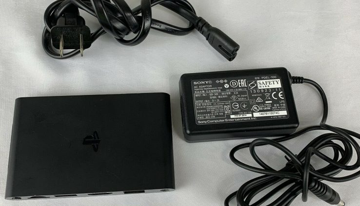 SONY PsTV Console Mode VTE-1001 PS4 PS Vita & Vitality Wire Examined