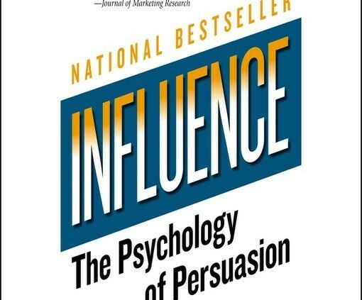 Impact The Psychology of Persuasion by Rober Cialdini [Audiobook]