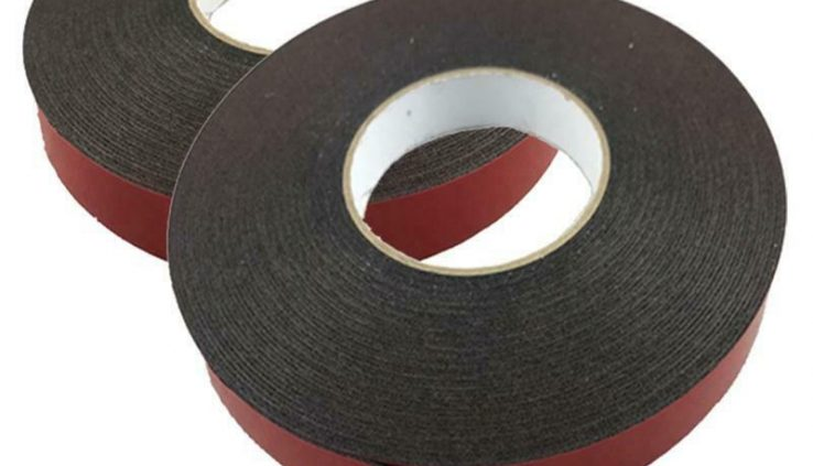 Double Sided Mounting Adhesive Tape for Dwelling Automotive Acrylic Foam Tape 60 Toes