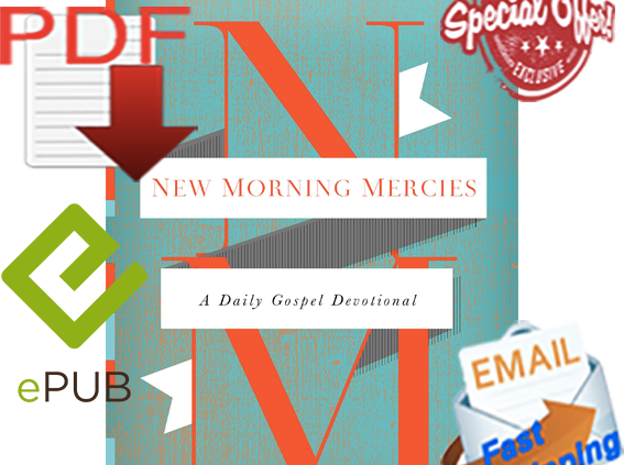 Unique Morning Mercies: A Every single day Gospel Devotional by Paul David Tripp |BO0k by mail