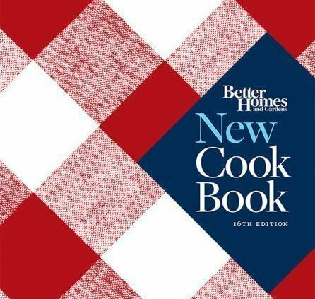 Better Properties and Gardens: New Cook dinner Book, 16th Version