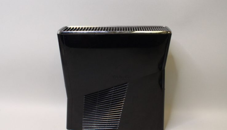 Microsoft Xbox 360 S 250GB Console Handiest – Black TESTED Mannequin 1439