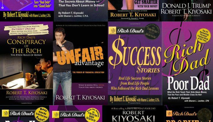 Robert T. Kiyosaki Kit – Midas Contact + Prosperous Dad Sequence + 18+ Kit (e.Pub