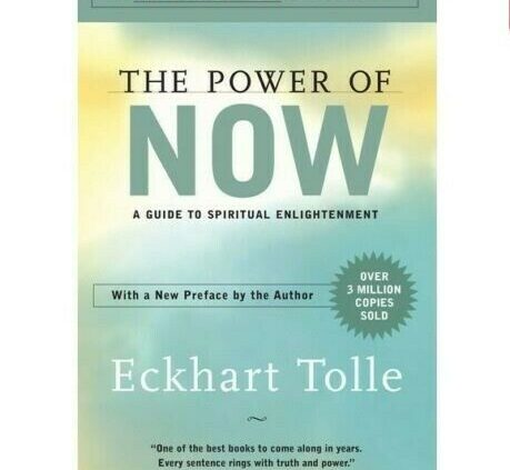 The Energy of Now A Files to Non secular Enlightenment by Eckhart T (DIGITAL @BOOK)
