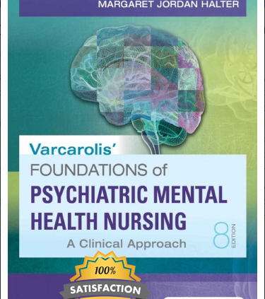(P.D.F) Varcarolis' Foundations of Psychiatric-Mental Effectively being Nursing