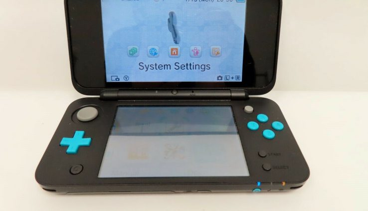 Nintendo JAN-001 NEW 2DS XL Handheld Transportable Game Procedure 7/L287585A