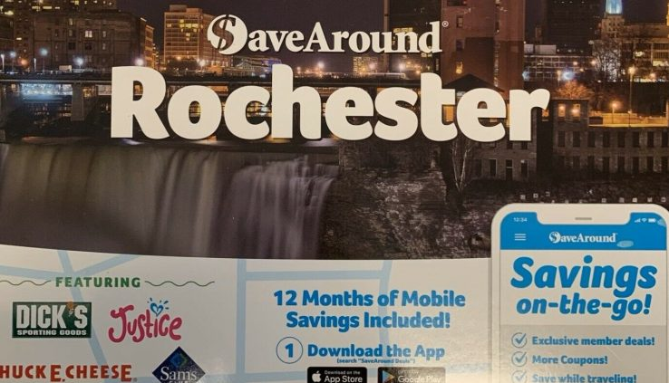 2020 Achieve Around Guide – Rochester,  NY – NEW