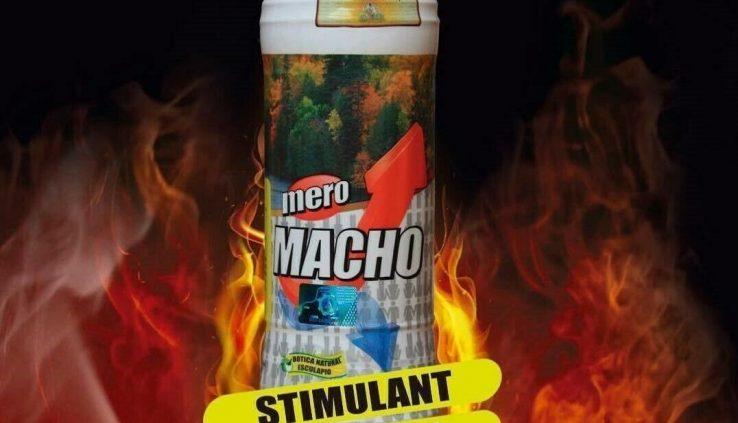 Sexual Enhancement MACHO 550 ML- ECUADOR POTENCIADOR SEXUAL