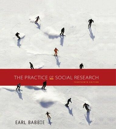 [P.D.F] The Observe of Social Research – Earl R. Babbie