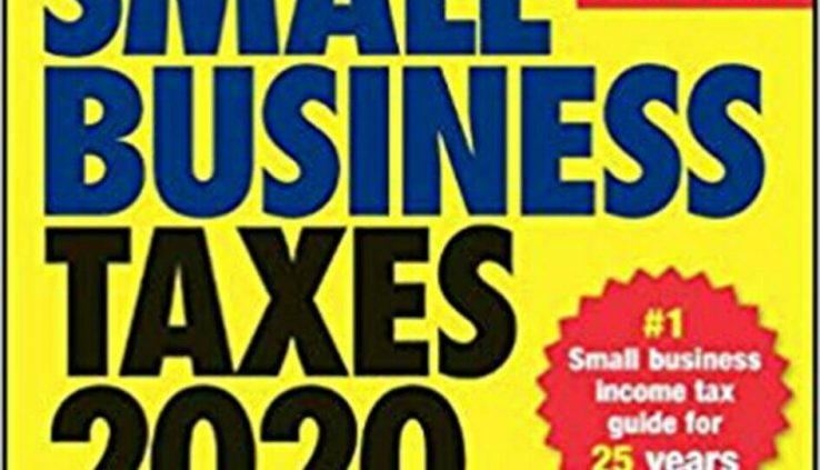 🔥J.Ok. Lasser's Miniature Enterprise Taxes 2020: Your Total Recordsdata-(Digital version)