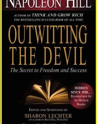 Outwitting the Devil The Secret to Freedom and Success by Napoleon Hill's P.D.F