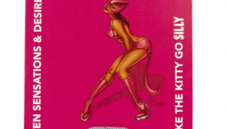 Kitty Kat Female Sexual Enhancement & Heighten Sensations & Desire (3 Pack)