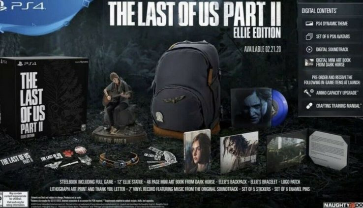 the final of us phase 2 ellie edition
