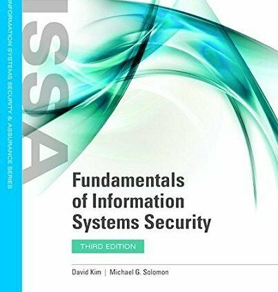 Fundamentals of files systems security third Ed (P D F)