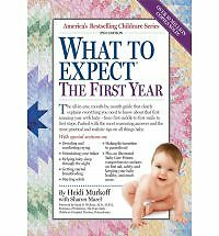 What to Build a question to the First Year by Murkoff, Heidi