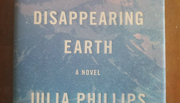 Disappearing Earth Hardcover (Free Transport within the US)