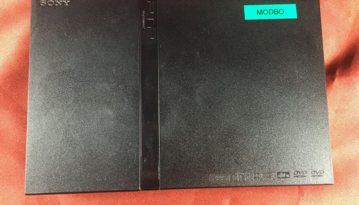 Modbo M0dded Ps2 Slim Console Expert Work (Space Free / Backups)
