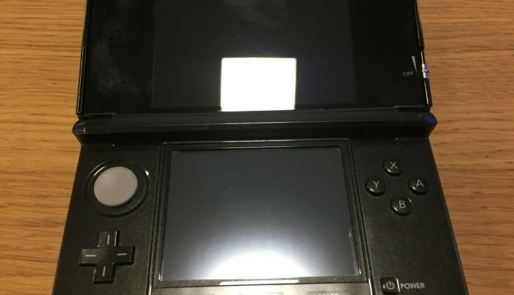 Nintendo 3DS Console – NTSC US – CTR-S-USZ-C0 – Very Simply Situation