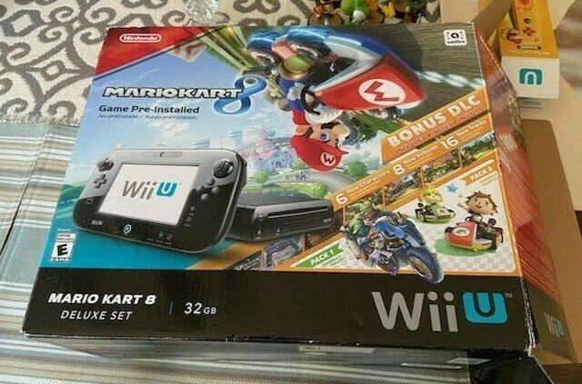 Wii U Mario Kart 8 Deluxe Discipline 32 GB