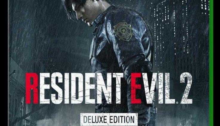 Resisdent Depraved 2 Delux Model Xbox One (Read Description)