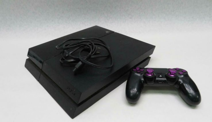 Playstation4 CUH-1001A Shaded with Controller USED