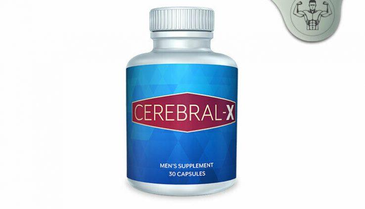 Cerebral-X Men's Supplement 30 capsules