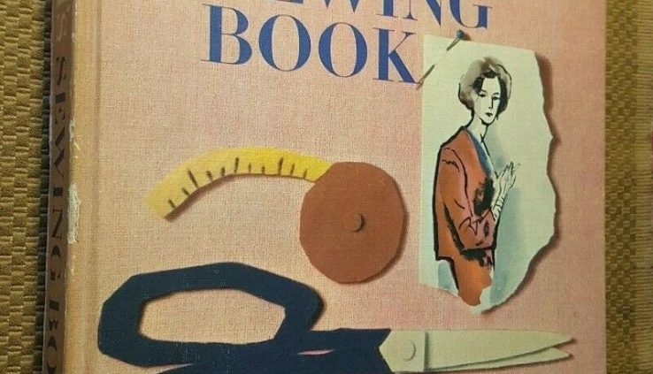 Basic McCALLS SEWING BOOK c, 1963 Hardcover CLEAN