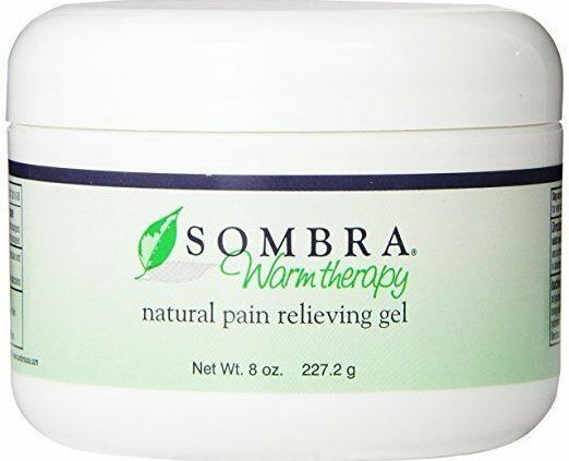 Sombra Warmth Therapy Pure Distress Relieving Gel – 8oz