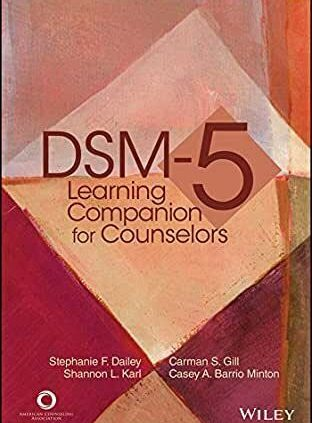 DSM-5 Studying Companion for Counselors🔥(E.P.U.B-P.D.F-KINDLE)🔥