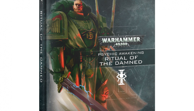 Psychic Awakening IV: Ritual of the Damned Book Warhammer 40K NEW SHIPS 1/25