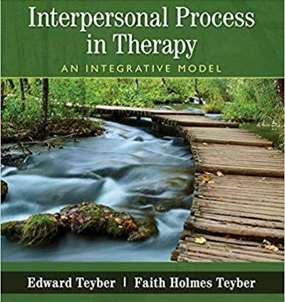 [P.D.F] Interpersonal Direction of in Treatment: An Integrative Model Seventh Version