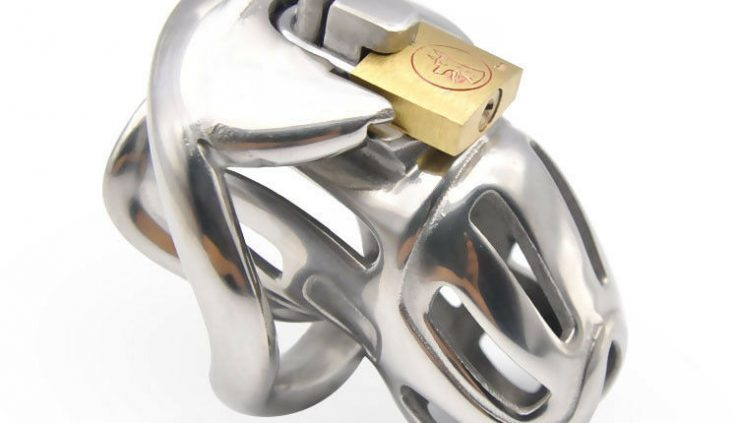USA SHIP Original Originate 316 Stainless Steel Male Chastity Instrument A370-SS-S