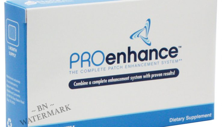 PROENHANCE Patch 1 Month Male Enhancement Patches BIG ENLARGEMENT