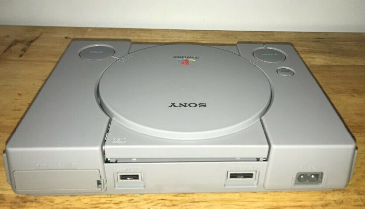 Sony PlayStation 1 PS1 Console Easiest with Memory Card SCPH-7501 Extensive Obedient