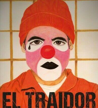 El traidor : Un Diario Secreto Del Hijo Del Mayo, Paperback by Hernández, Ana…