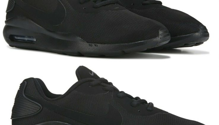 Fresh Nike Air Max Oketo Males's Athletic Sneakers work sneakers triple unlit all sizes