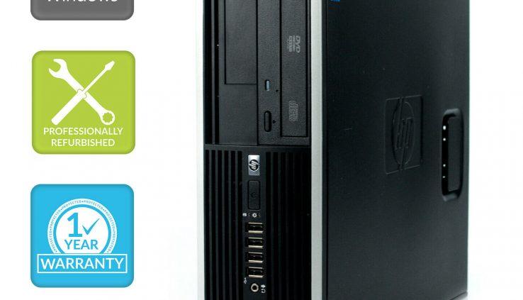 Personalized Produce HP Elite 8200 SFF  i5-2400 3.10GHz Desktop Computer PC