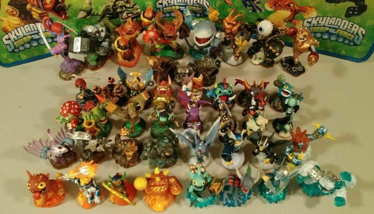 Skylanders GIANTS COMPLETE YOUR COLLECTION Contain 4 gain 1 Free! *$6 Minimal*🎼