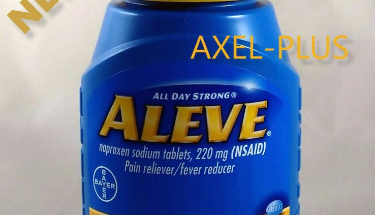 Aleve Anguish Reliever, 320 Caplets
