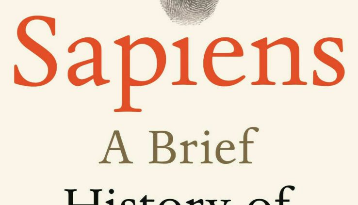 Sapiens:A Brief History of Humankind by Yuval Noah Harari Fresh PAPERBACK 2018